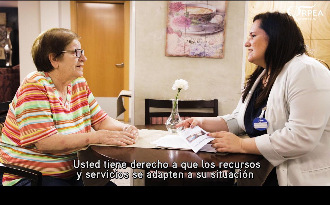 ORPEA lanza un Decálogo para el buen trato