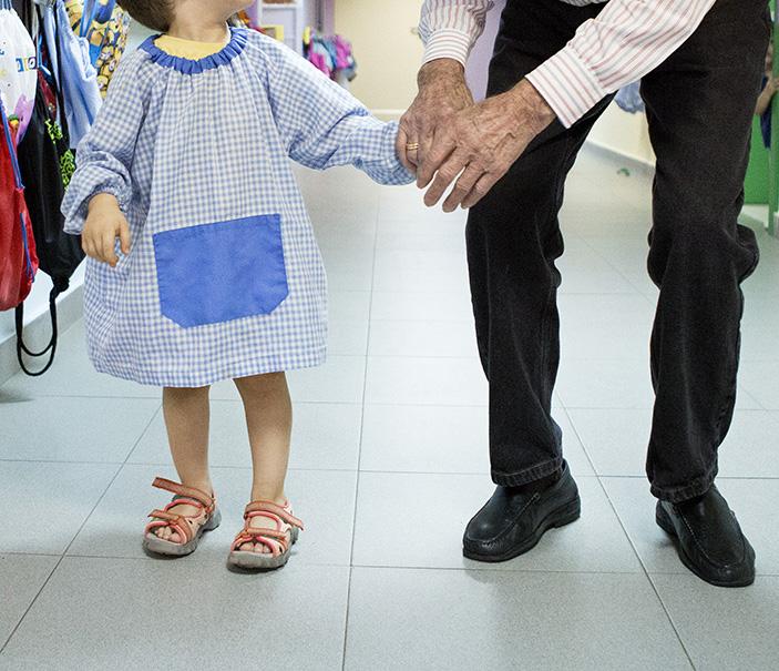 El Día Internacional de las Personas Mayores pretende reducir las desigualdades por edad