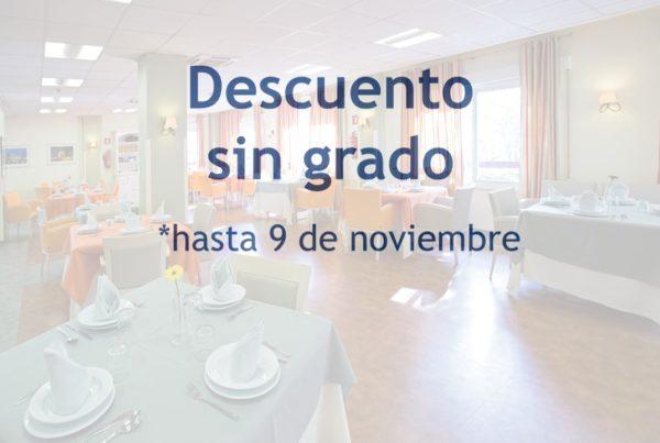 Descuento ORPEA La Moraleja 9 noviembre