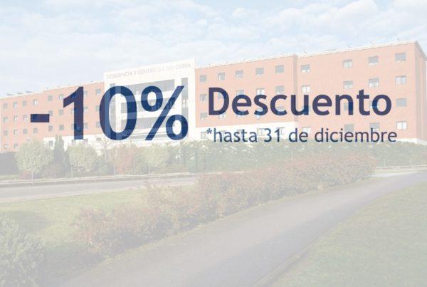 10% descuento ORPEA Santander 31 diciembre