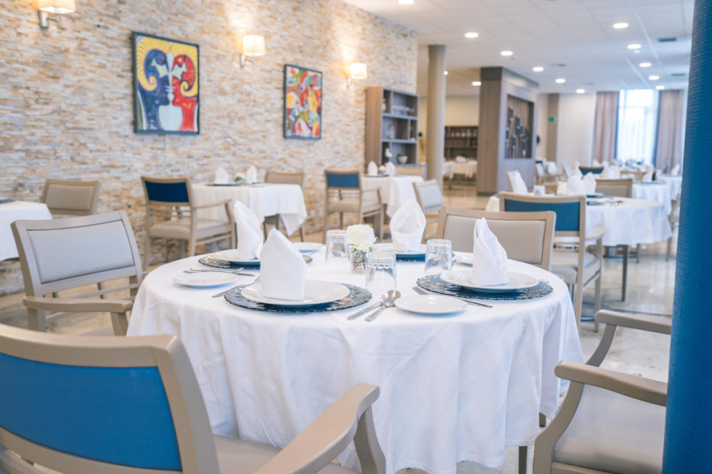 Residencia para mayores ORPEA A Coruña