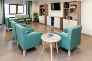 Residencia para mayores y Centro de día Las Rozas (Madrid)