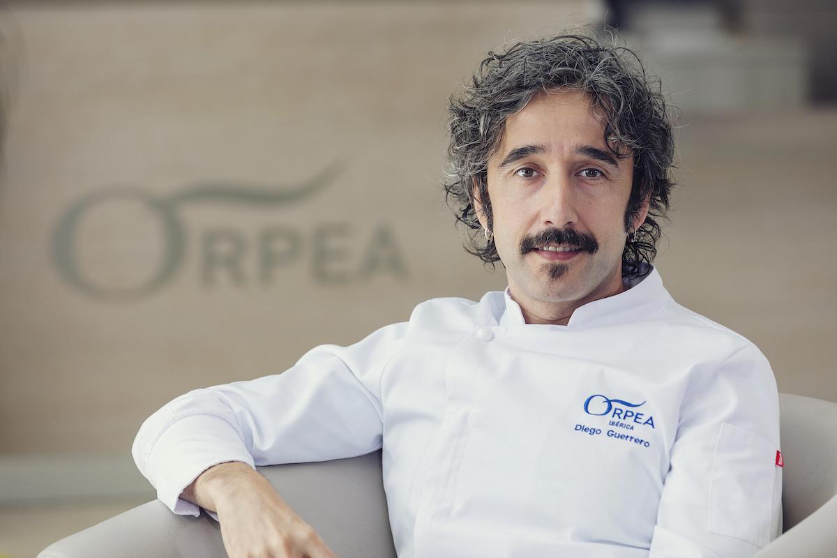 Residencias ORPEA contará con el Chef  Diego Guerrero como colaborador en el área de restauración
