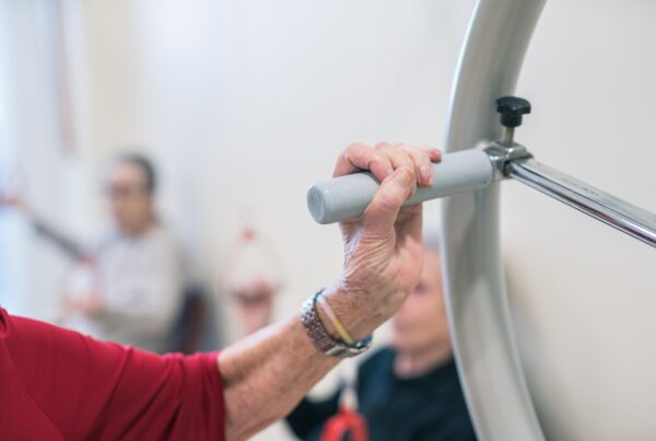 Estancias temporales para mayores: rehabilitación, recuperación y respiro