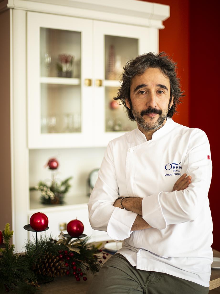 Menús de Navidad con dos Estrellas Michelin en las residencias ORPEA