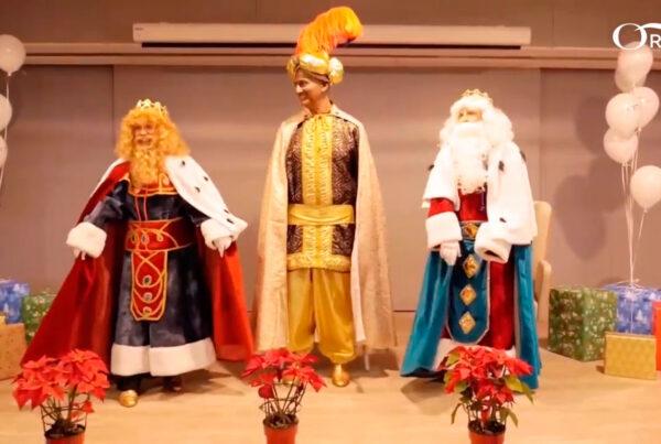Reyes Magos en ORPEA