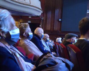 Residentes de ORPEA en Madrid salen al teatro