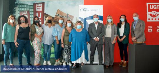 ORPEA Ibérica firma su Plan de Igualdad alineado con  el Pacto Mundial de las Naciones Unidas