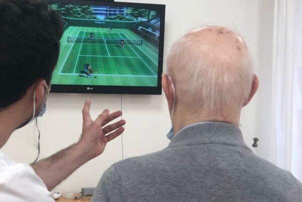 Videojuegos: una excelente terapia funcional y cognitiva para las personas mayores